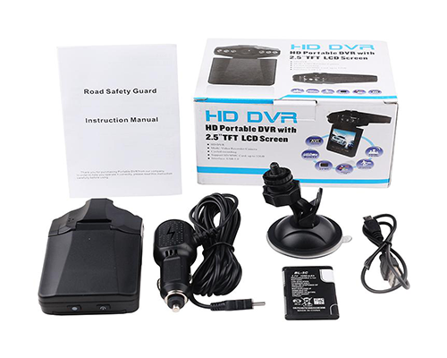 HD DVR PORTABLE