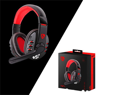 BASS STEREO WIRELESS V8-1 casque audio