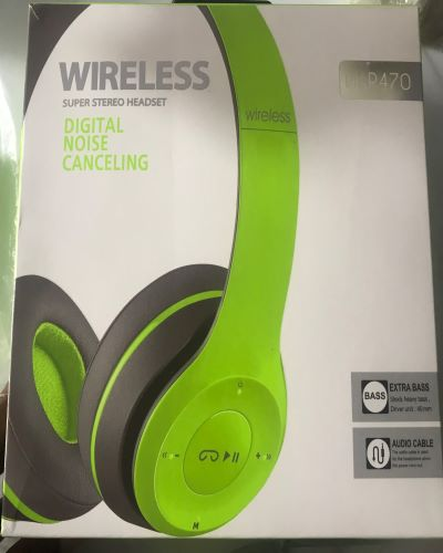 Casque wireless WL P470 Casque sans fil
