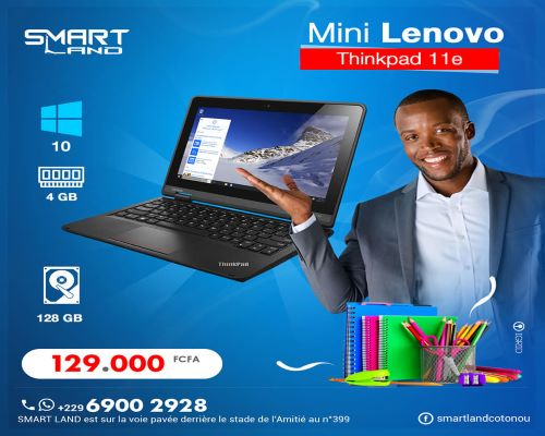 Mini LENOVO/Smart Land Cotonou ordinateur, ordinateur Benin, PC Benin