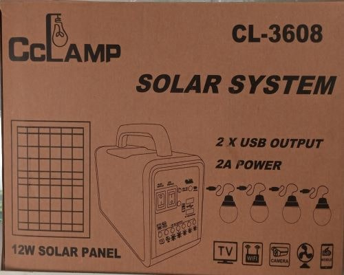 Cclamp cl-3608 kit solaire